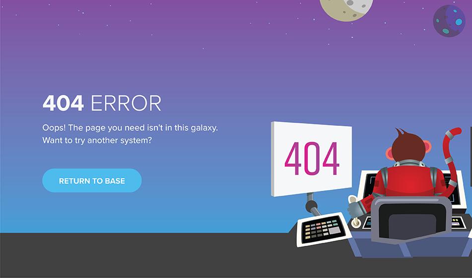 Google 404 Sayfası Hataları Nelerdir?