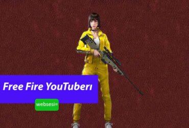 En iyi 3 Free Fire YouTuberı