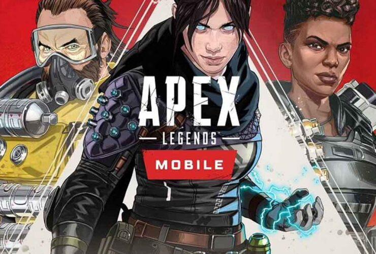 Apex Legends Mobile 4.0