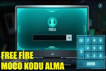 Free Fire Moco bulmacasının kodu nedir