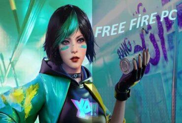 Free Fire PC de Nasıl Oynanır