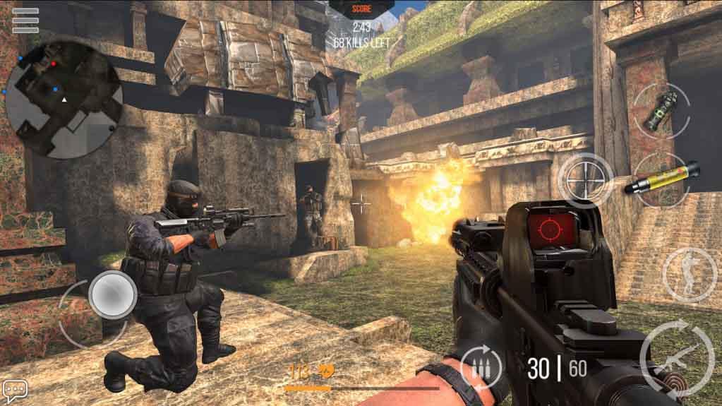 Modern Strike Online En Son Sürüm İndirme