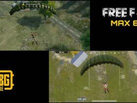 PUBG Mobile vs Free Fire Max