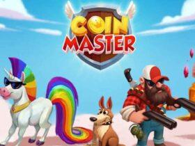Coin Master ücretsiz spin Ekim 2021