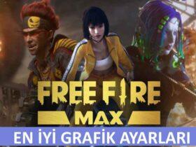 Free Fire MAX grafik ayarları